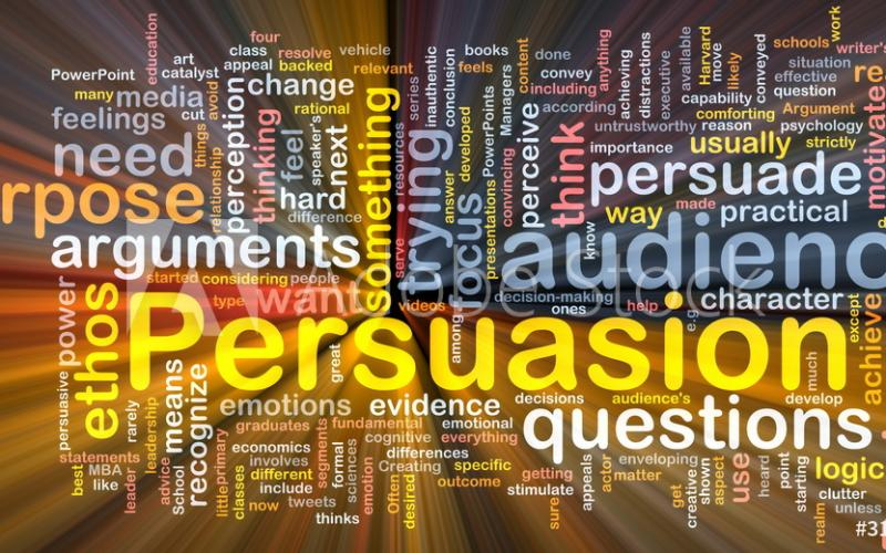 Persuasion – The 2nd most important soft skill (LinkedIn Survey) | Vince Stevenson