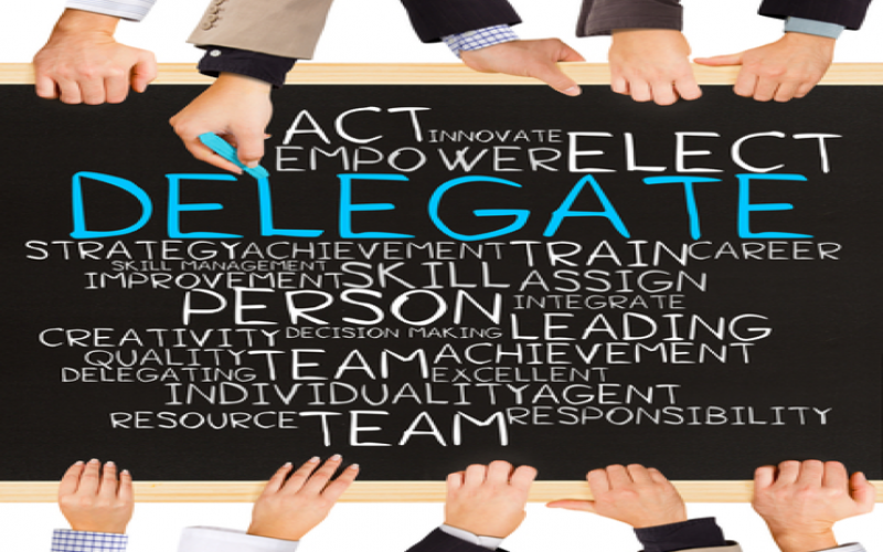 Why effective delegation is the key to managerial success